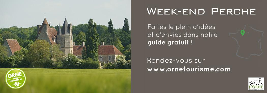 week-end dans le Perche